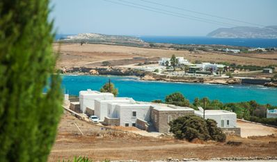 Photo for 2BR House Vacation Rental in ANTIPAROS, CYCLADES ISLANDS