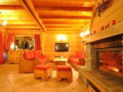 Photo for Chalet Les Barillons 6 People