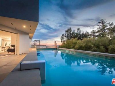 Photo for Modern ,4 Bed In West Hollywood ,Sunset Strip ,With Views, Heated Pool & Parking