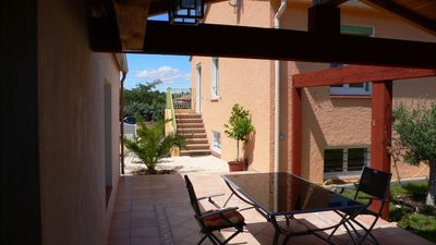 Photo for villa in saint andre at 5mn from the beaches in peace