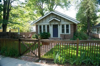 Cool Charming Bungalow In Downtown Boulder Whittier Home Interior And Landscaping Palasignezvosmurscom