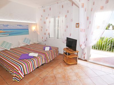 Photo for Beautiful and quiet apartments located 100 meters from the beach