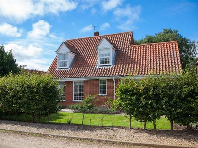 Photo for A beautifully refurbished detached house in a central yet very peaceful position