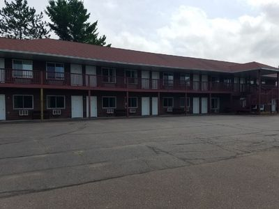 Photo for Extra Large (Handicap) Birchwood Motel in Birchwood, WI! Extra Large (Handicap)