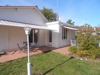 Photo for House Lanton Bassin d'Arcachon 4/6 people