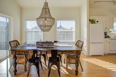 This charming Pacific Beach abode is the ideal Washington holiday destination.
