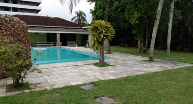 Photo for Luxy Large House 40 meters from Praia do Indaiá in Bertioga