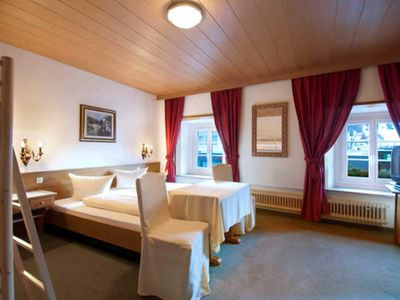 Photo for Double room Alpenblume in the annexe -120m - Alpen Comfort Hotel Central