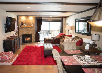 Location, Location, Location...walk to Eagle Lodge/Chair 15!   Unmatched Luxury!