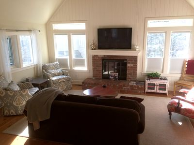 Photo for Spacious & Secluded, Light & Airy Duplex Close to Downtown