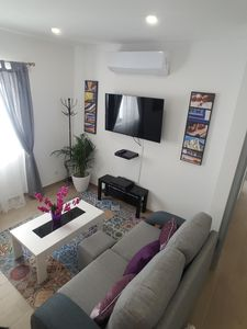 Photo for New and furnished 3 bedroom apartment for rent in the center of Loulé Algarve