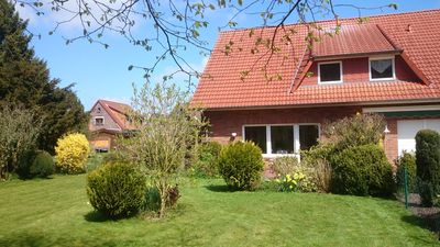 Photo for Large holiday home for 6 persons with a dog in Sande (Friesland, North Sea)