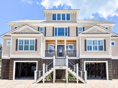 Photo for Oceanfront, Pool, Elevator, Perfect Location, Exceptional Reviews!