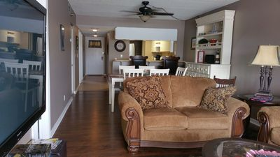 Photo for Waterview 105- Newly Furnished And Decorated  2 Br, 2 Ba Waterfront Condo