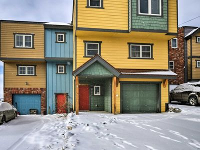Photo for NEW! Fairplay Townhome w/Deck -2 Blks from Main St