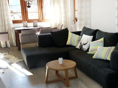 Photo for Apartment in the center of Ernen with Internet, Parking, Garden, Washing machine (49837)
