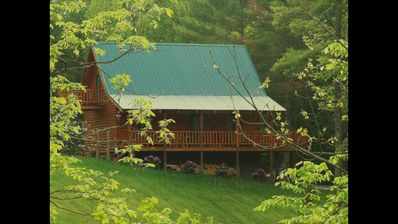 Cabin in the Woods by South Holston River - Bristol