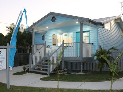 Photo for Wheelchair & Dog Friendly Beach Holiday Home with Pool - Seafarers