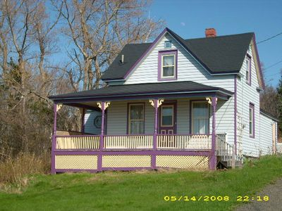 Photo for RENOVATED  1831 FUNDY VIEW FARM,Sleeps 2 t0 8. C$129. for 2. .Pet friendly.