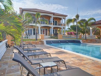 Photo for Luxurious OceanFront Palatial Estate-