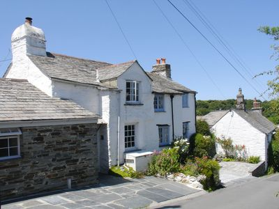 Photo for 2BR Cottage Vacation Rental in Boscastle
