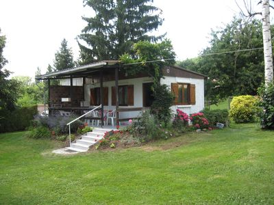 Photo for FURNISHED CHALET in the countryside