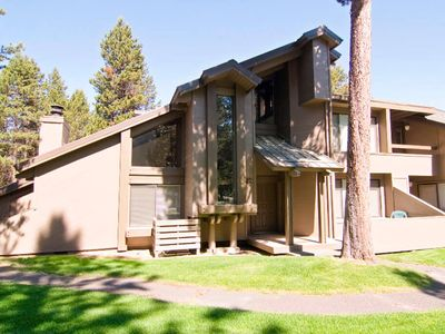 Photo for Comfy condo near Sage Springs, Village, walking paths, with A/C and WIFI