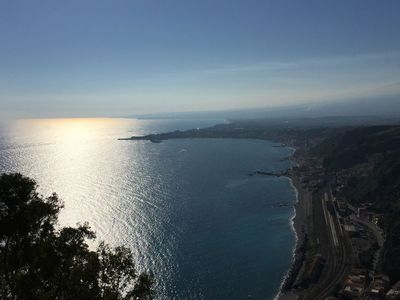 Photo for 1BR House Vacation Rental in Giardini Naxos Messina