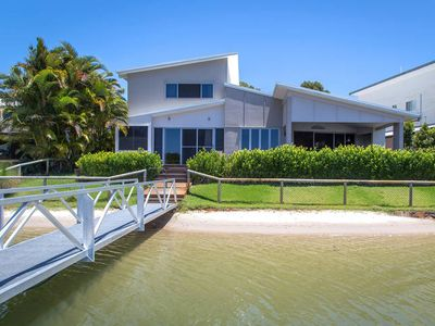 Photo for Couran Island Retreat - Luxury Waterfront