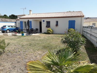 Photo for For rent Detached villa 82 m2 living space accessible to disabled
