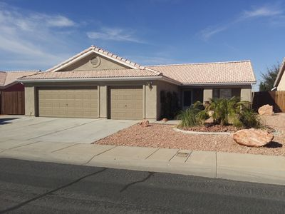 Photo for Beautiful 3 Bedroom Home- Golfing, Casinos And Sun!!!