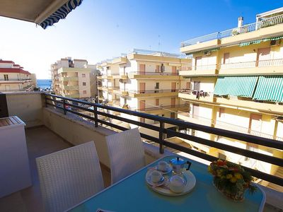 Photo for One bedroom Apartment, sleeps 5 in Gallipoli with Air Con