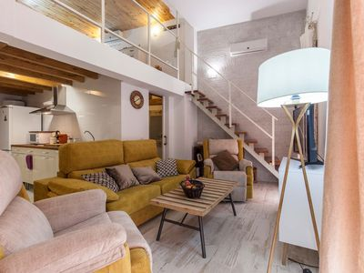 Photo for Loft / Duplex with charming historic center. WIFI