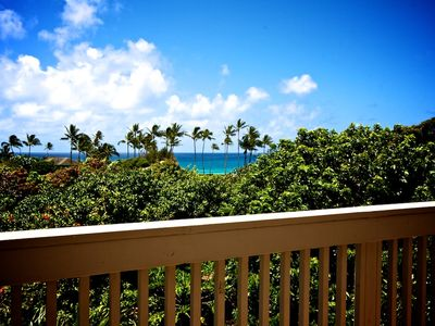 Photo for Poipu BEACH steps from your door!!  Sleep 7+ BEST DEAL in POIPU ** WOW CALL!