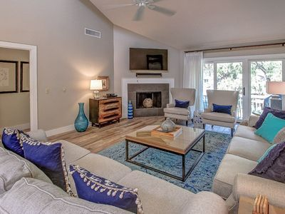 Photo for 8 Turtle Lane Club - Fully Renovated Townhouse and Steps to the pool & beach!