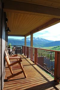 Photo for Mountain Retreat with Incredible  Views, Ski in/Ski out