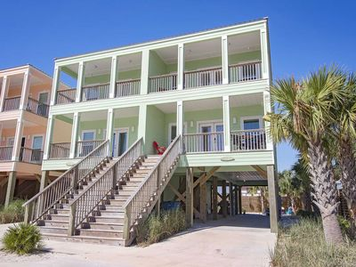 Photo for Great Location ~ Pool ~ Mintal Escape at Beach Life ~ 3 Bedroom ~ Sleeps 10!