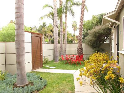 Photo for Perfect Venice Beach 1bedroom w/ private yard!!