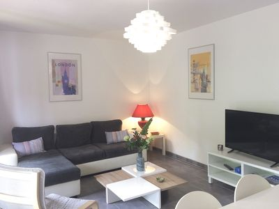 Photo for Very nice T4 ideal family or 2 couples with children, free parking