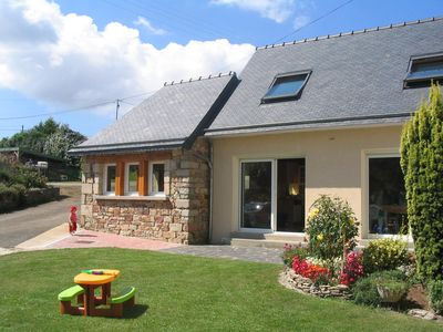 Photo for Beautiful cottage in the heart of the crozon peninsula in britany