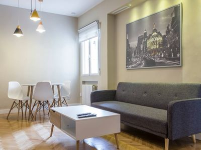 Photo for Wonderful apartment in Madrid