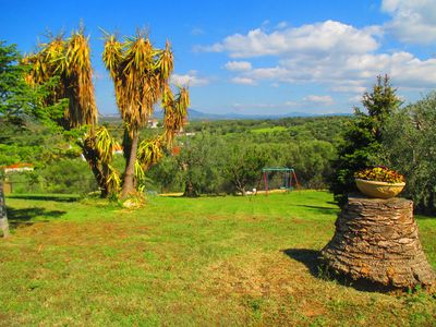 Photo for Romantic Family Villa-Garden, Halkidiki, 230sqm