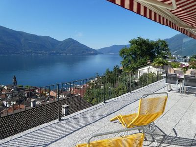 Photo for Holiday apartment Ascona for 4 - 5 persons with 2 bedrooms - Holiday apartment