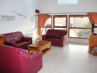 Photo for Great holiday 4 or 6 people very comfortable - air conditioned - in SOULTZ