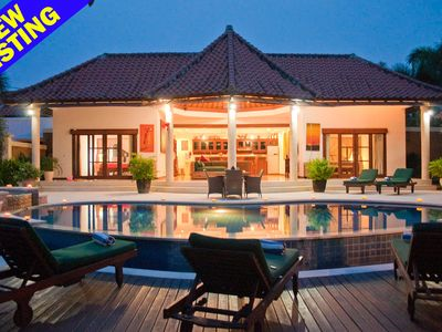 Photo for 3 Bedroom Villa2 in 15 Mins to Seminyak Beach;