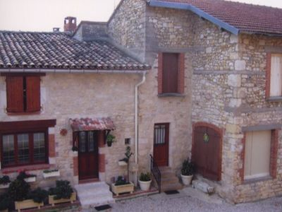 Photo for Gite classified 2 ears located in stone village in country houses Albi.