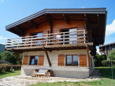 Photo for Chalet **** with panoramic views of the Vercors