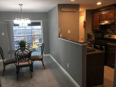 Photo for PRIVATE DUPLEX (UNIT 1) - Houston Hobby/Pasadena/Clearlake/Friendswood/DeerPark