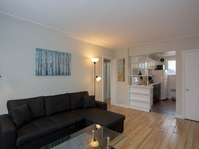Photo for *Comfy* 2 Bedroom Apartment - Close to Downtown!