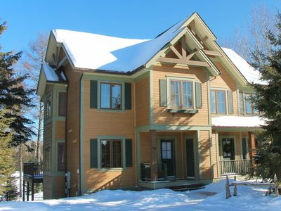 Photo for Casa Tremblant:  Vacation Home Rental